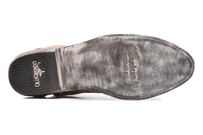 Bottines et boots Mexicana Sorazipper Multicolore vue haut