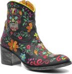 Boots en enkellaarsjes Dames Klakzipper