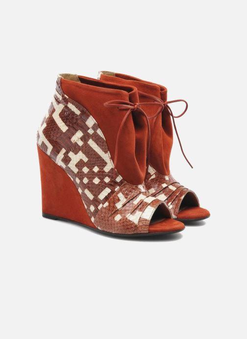 Boots en enkellaarsjes MySuelly Julie2 Bruin 3/4'