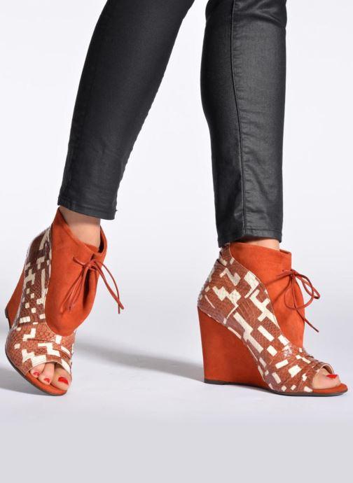 Boots en enkellaarsjes MySuelly Julie2 Bruin onder