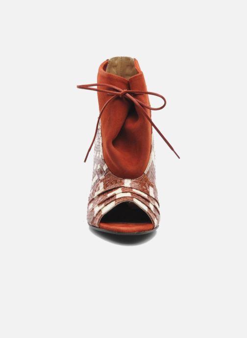 Boots en enkellaarsjes MySuelly Julie2 Bruin model