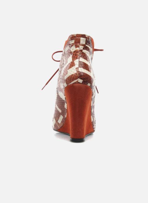 Boots en enkellaarsjes MySuelly Julie2 Bruin rechts