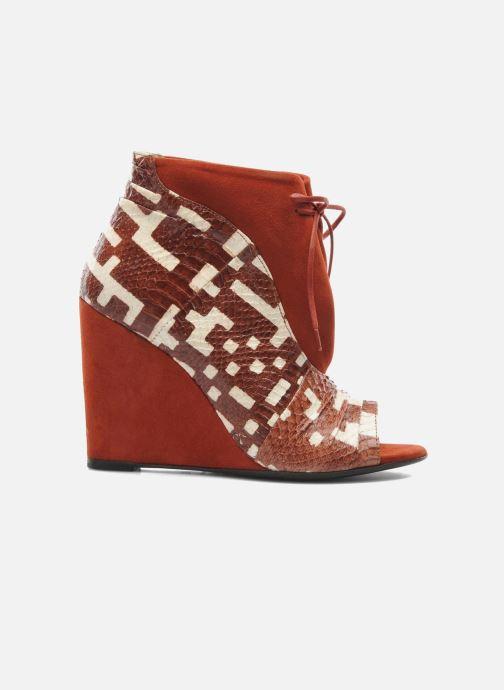 Boots en enkellaarsjes MySuelly Julie2 Bruin achterkant