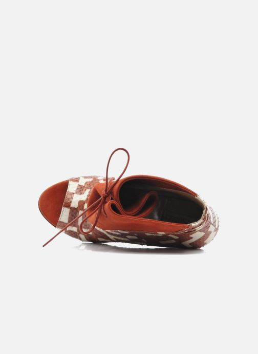 Boots en enkellaarsjes MySuelly Julie2 Bruin links