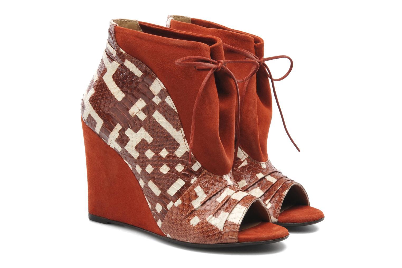 Bottines et boots MySuelly Julie2 Marron vue 3/4