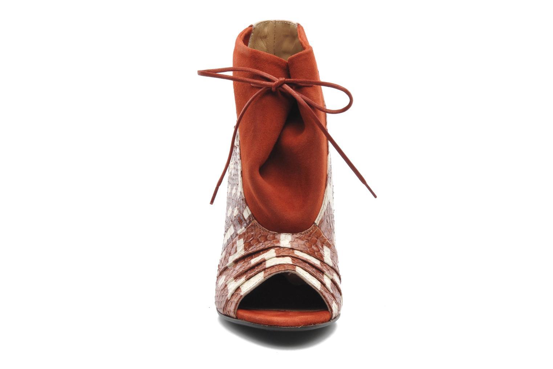 Bottines et boots MySuelly Julie2 Marron vue portées chaussures