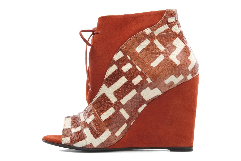Bottines et boots MySuelly Julie2 Marron vue face