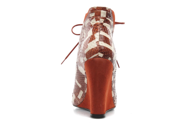 Bottines et boots MySuelly Julie2 Marron vue droite