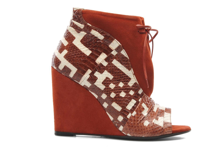 Bottines et boots MySuelly Julie2 Marron vue derrière