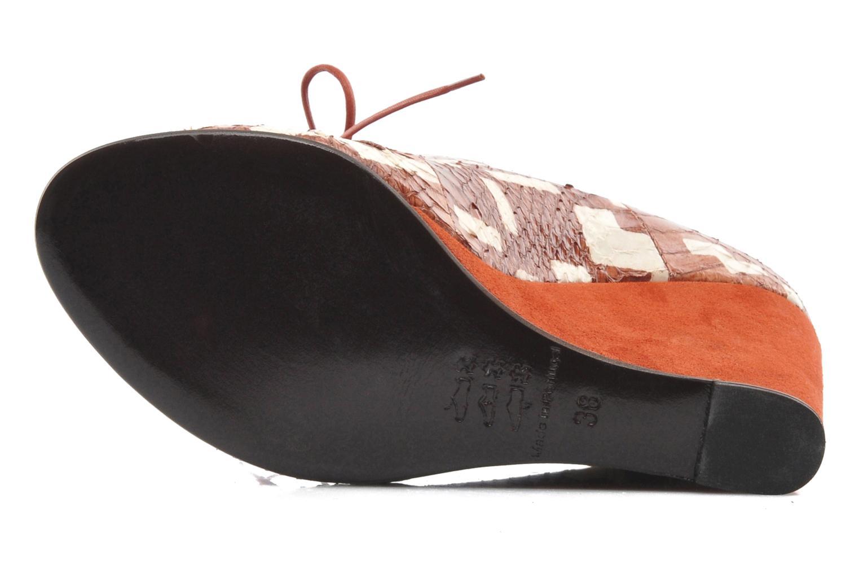 Bottines et boots MySuelly Julie2 Marron vue haut