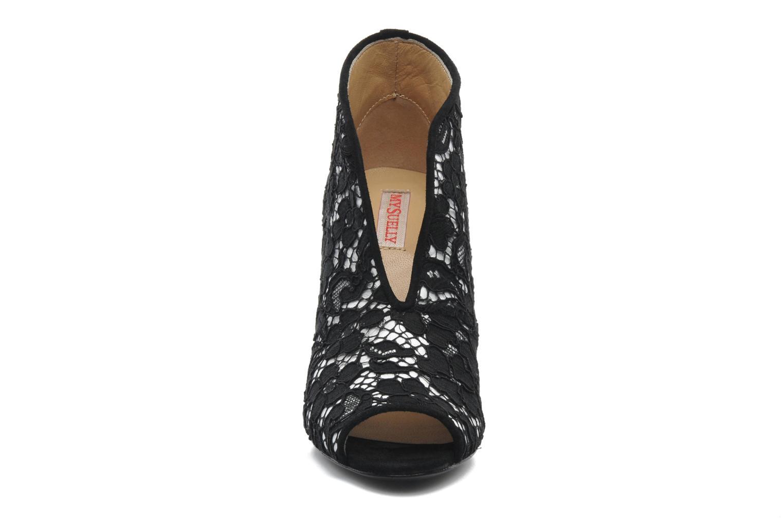 Bottines et boots MySuelly Lola2 Noir vue portées chaussures