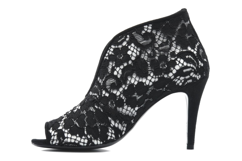 Bottines et boots MySuelly Lola2 Noir vue face