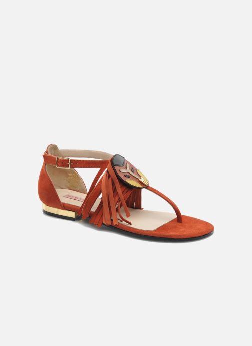 Sandali e scarpe aperte MySuelly Mel Marrone vedi dettaglio/paio