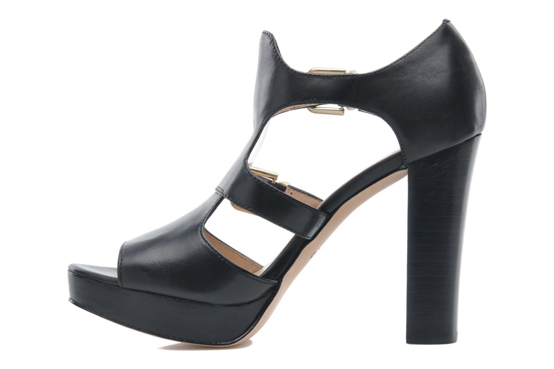 Sandales et nu-pieds Liu Jo Sandale Marianne II Noir vue face