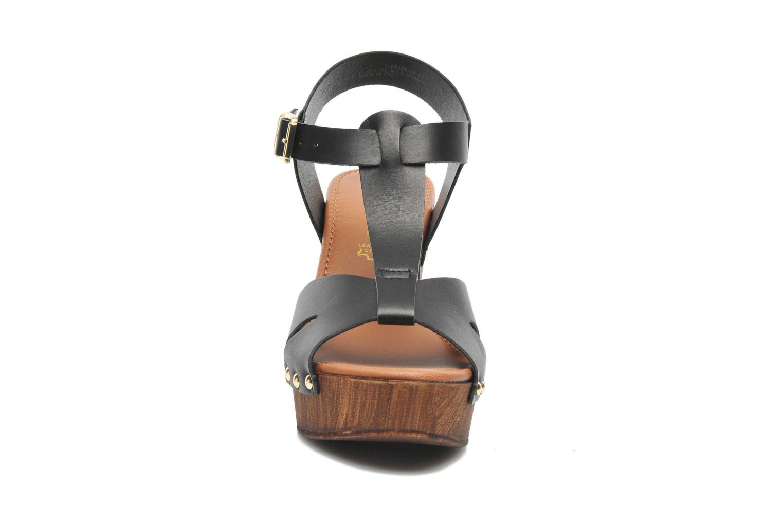 Sandales et nu-pieds Tamaris Sonna Noir vue portées chaussures