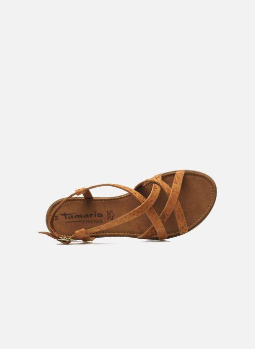 Tamaris Soho (braun) Sandalen bei (205015)