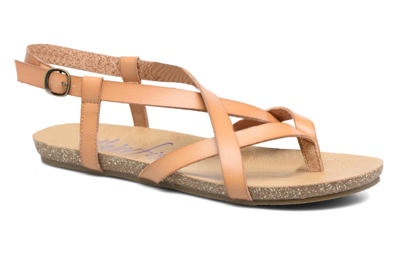 Sandales et nu-pieds Blowfish Granola Marron vue détail/paire