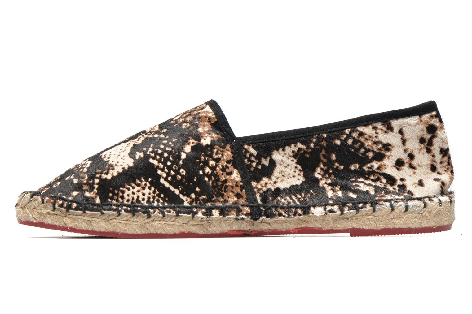 Espadrilles Colors of California Lucy Multicolore vue face