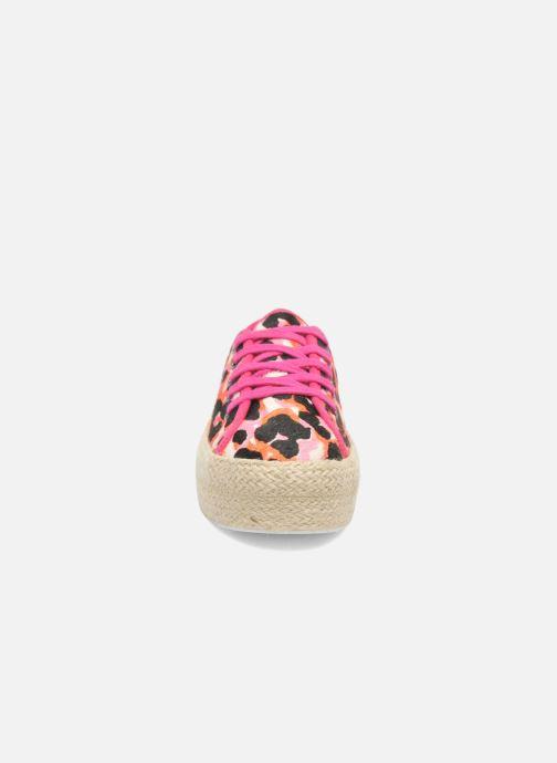 Sneaker Colors of California Ideal rosa schuhe getragen