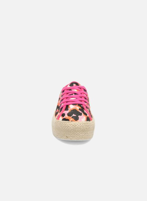 Baskets Colors of California Ideal Rose vue portées chaussures