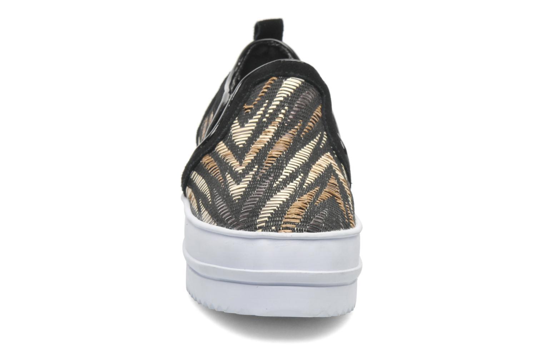 Baskets Colors of California Bloom Multicolore vue portées chaussures