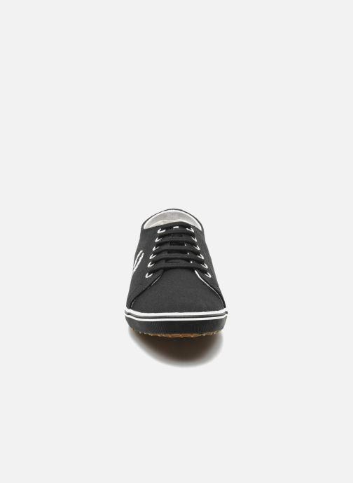 Sneakers Fred Perry Kingston Twill Zwart model