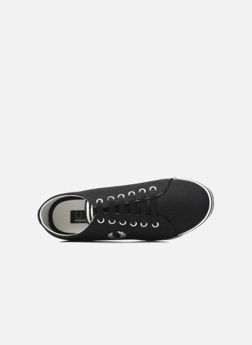 Sneakers Fred Perry Kingston Twill Zwart links