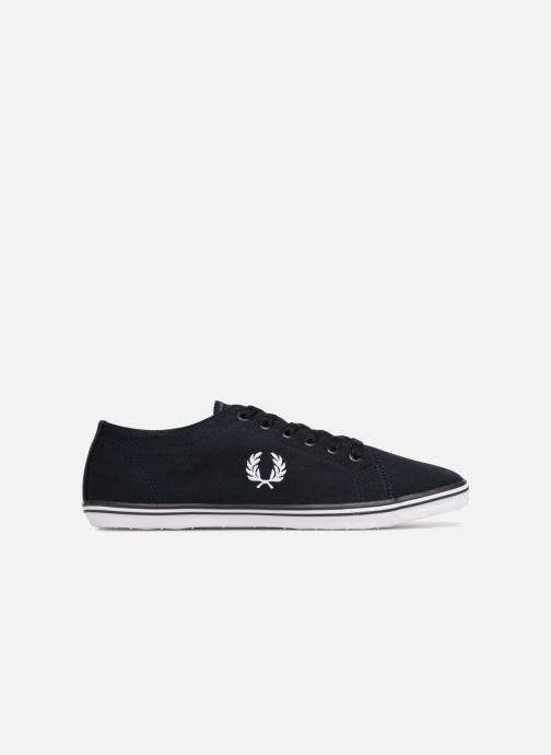 Sneakers Fred Perry Kingston Twill Blauw achterkant