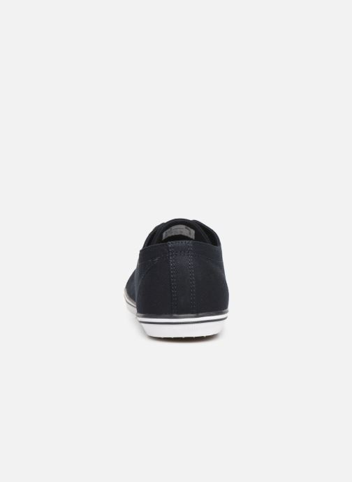 Sneakers Fred Perry Kingston Twill Blauw rechts