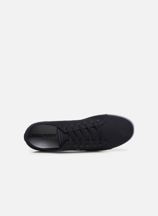 Sneakers Fred Perry Kingston Twill Blauw links