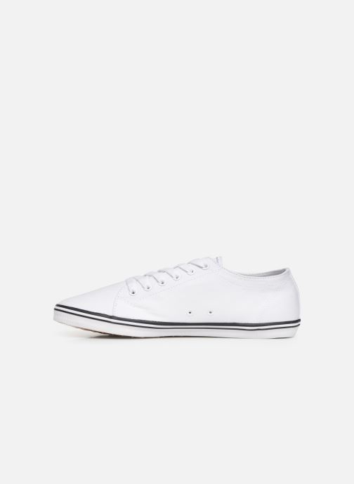 Kingston White Fred Twill Perry navy fZ48wHA
