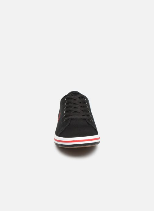Sneakers Fred Perry Kingston Twill Zwart model