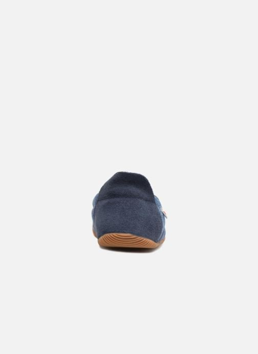 Slippers Giesswein Söll Slim Fit Blue view from the right