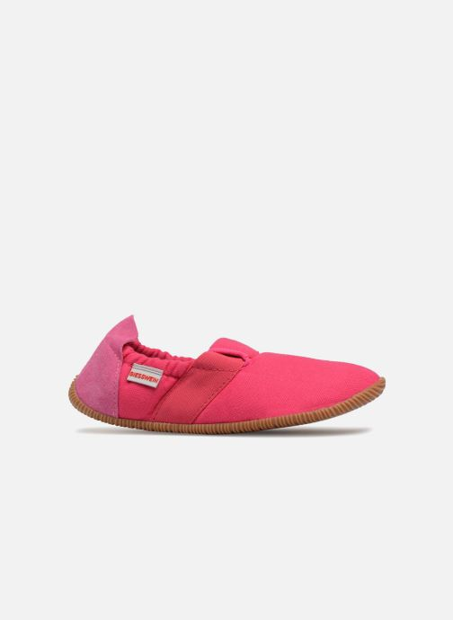 Slippers Giesswein Söll Slim Fit Pink back view