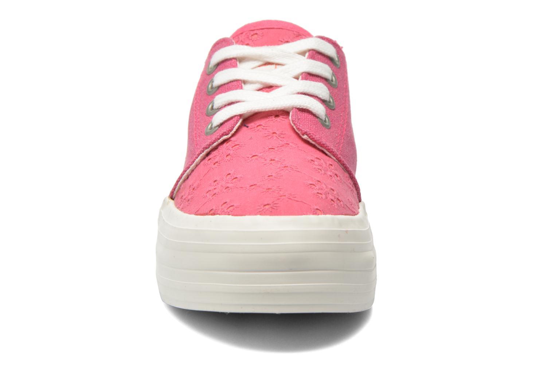 Baskets Coolway Dea Rose vue portées chaussures