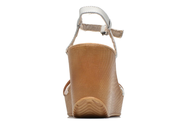Sandales et nu-pieds Coolway Gissi Multicolore vue droite