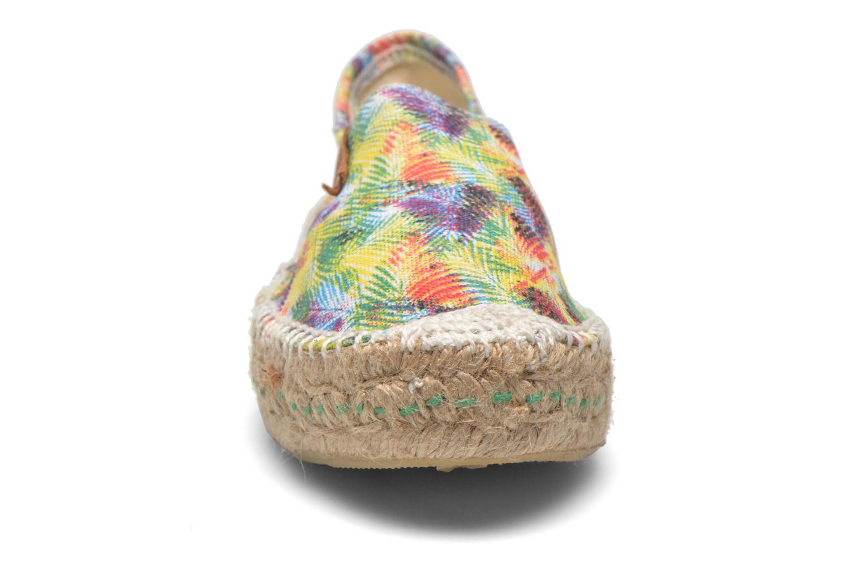 Espadrilles Coolway Janik Multicolore vue portées chaussures