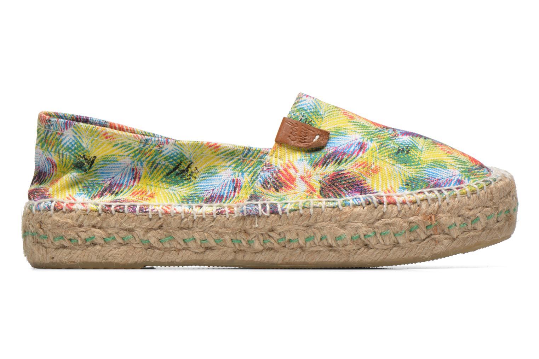 Espadrilles Coolway Janik Multicolore vue derrière