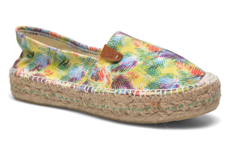Espadrilles Coolway Janik Multicolore vue détail/paire