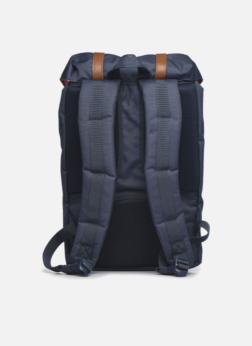 Rucksacks Herschel Little America mv Blue front view