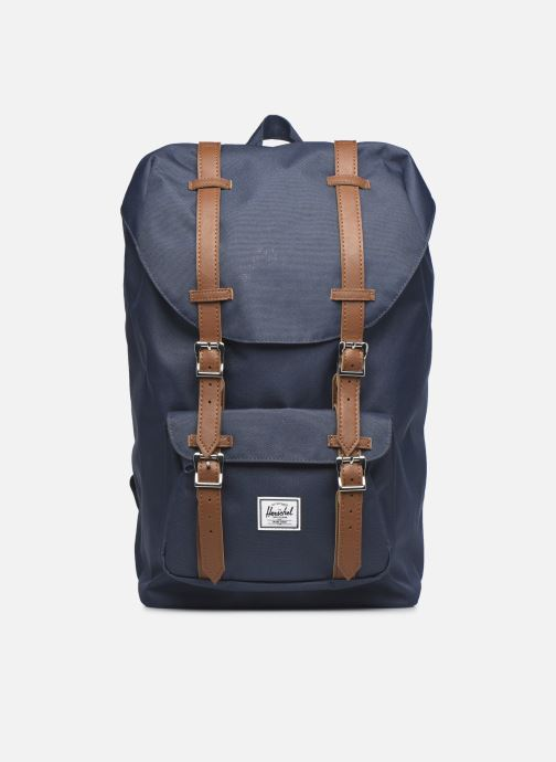 Rucksacks Herschel Little America mv Blue detailed view/ Pair view
