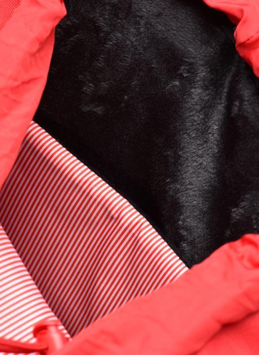 Rucksäcke Herschel Little America mv rot ansicht von hinten