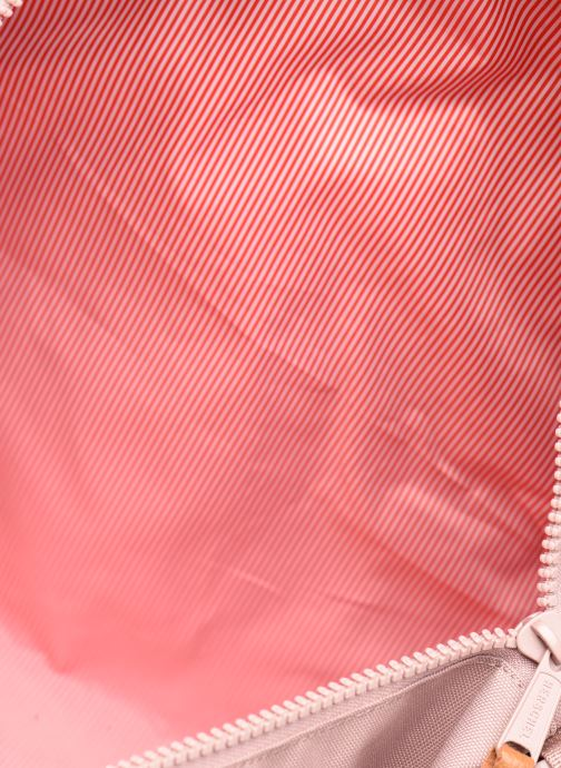 Bagage Herschel Sutton Mid-Volume Roze achterkant