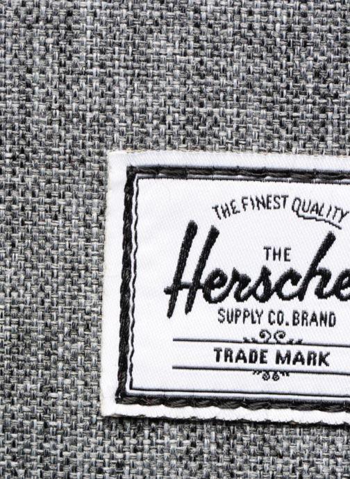 Reisegepäck Herschel Chapter grau ansicht von links