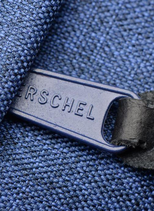 Bagages Herschel Chapter Bleu vue gauche