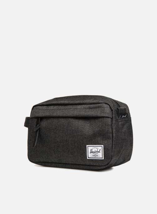 Luggage Herschel Chapter Black model view