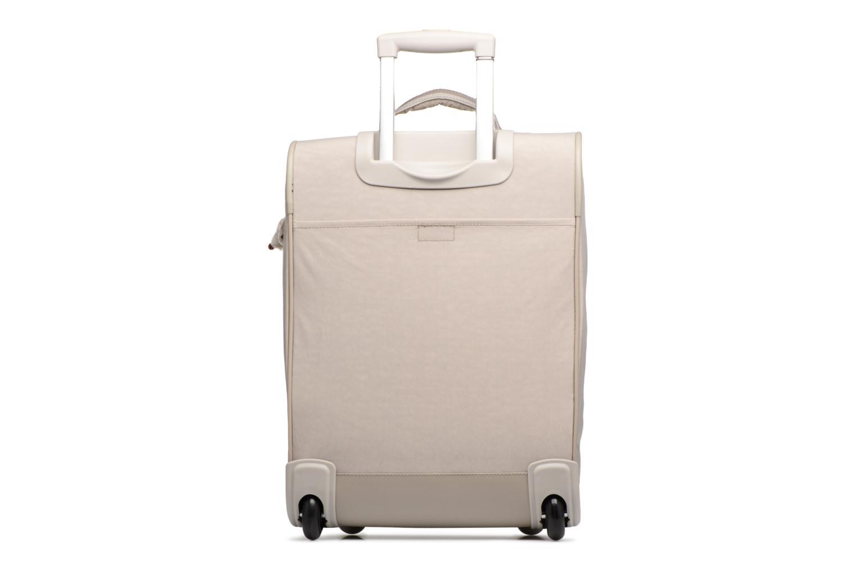 Reisegepäck kipling Teagan XS beige ansicht von vorne