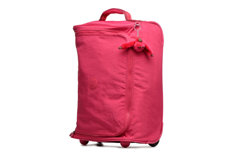 Reisegepäck kipling Teagan XS rosa schuhe getragen