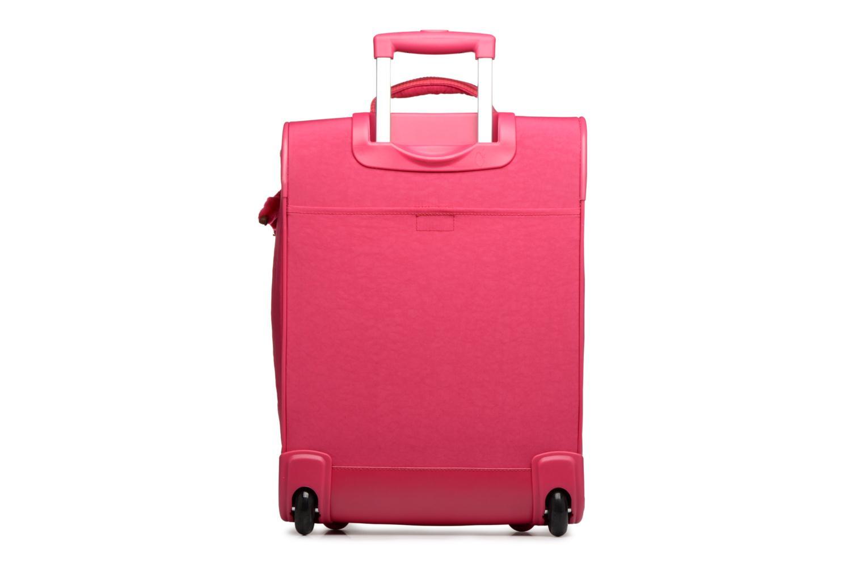 Reisegepäck kipling Teagan XS rosa ansicht von vorne