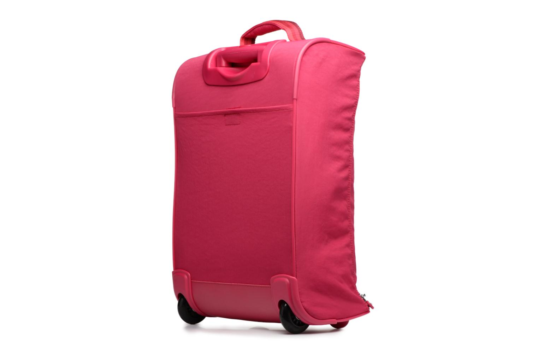 Reisegepäck kipling Teagan XS rosa ansicht von rechts